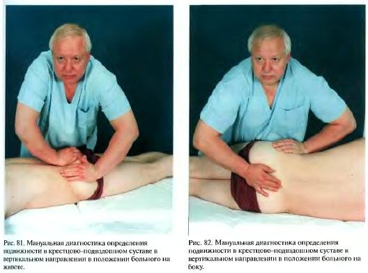 мануальная терапия лечение суставов