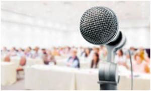 Как правильно держаться на сцене при публичном выступлении?