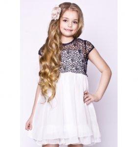 Нарядные всесезонные платья для девочек от ShopFox
